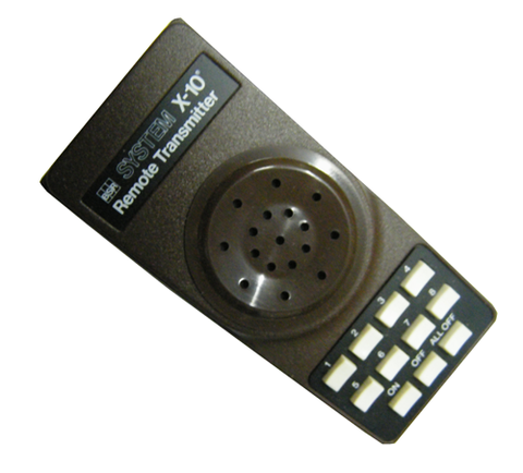 X-10 Remote Telephone Transmitter TR274-Security Accessories-Various-Jayso Electronics