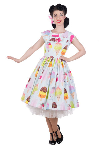The Sweet Life vintage style dress image