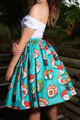 Sushi of my heart Skirt