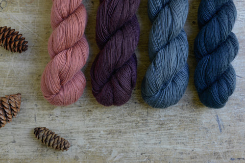 Quince & Co Piper new colours