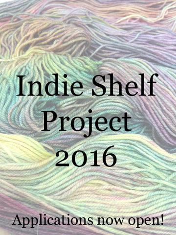 Indie shelf project 2016