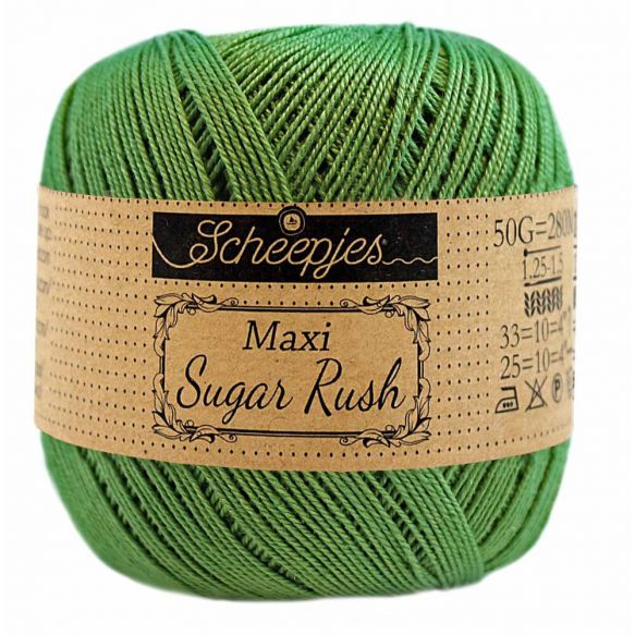 Scheepjes Maxi Sugar Rush - 412 Forest Green