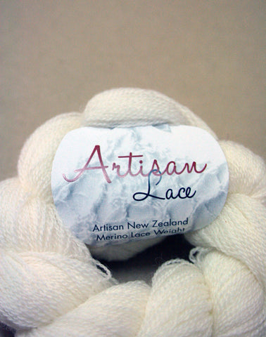 Artisan Lace - White