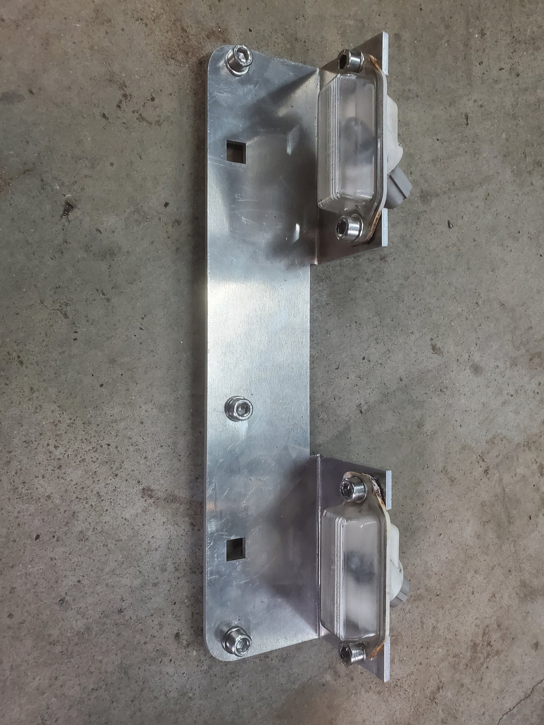 1G Registration Light Bracket License Plate Bracket