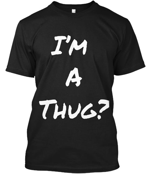 2020 CB Black Lives Matter T-shirt- Thug