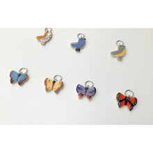 Load image into Gallery viewer, Wings Stitch Marker Collection: Song Birds, Penguins, & Butterflys