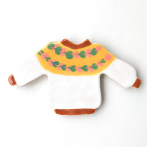Sweater Magnet - Iceland Yolk Design - Lopi
