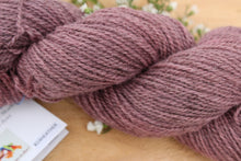 Load image into Gallery viewer, Sport weight Hand-dyed Longwool Blend - 2 ply - HEATHER