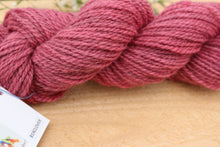 Load image into Gallery viewer, DK weight Hand-dyed Longwool Blend - 2 ply - CLOVER