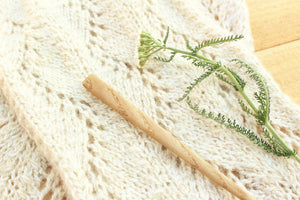 Sassafras Sweater + Shawl Pin