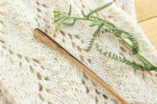 Load image into Gallery viewer, Spalted Poplar Sweater + Shawl Pin