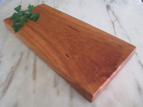 Cherry Serving Board