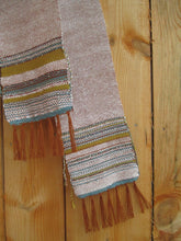 Load image into Gallery viewer, Earth Tones Linen & Cotton Wrap