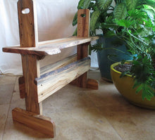 Load image into Gallery viewer, Adjustable Loom Bench