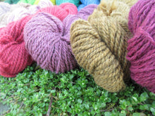 Load image into Gallery viewer, Worsted Weight - 2ply Hand-dyed Yarn