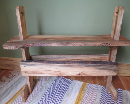 Adjustable Loom Bench