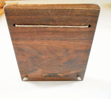 Load image into Gallery viewer, Black Walnut  Swing Shelf