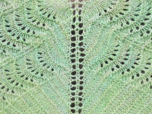 Load image into Gallery viewer, Ocean Waves Shawl - Blue-Green