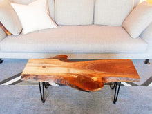 Load image into Gallery viewer, Black Walnut Coffee Table