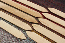 "Load image into Gallery viewer, 16"" - 28"" Long Craftsman Weaving Pick Up Sticks"