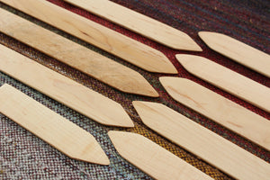 "6"" - 14"" Long Craftsman Weaving Pick Up Sticks"