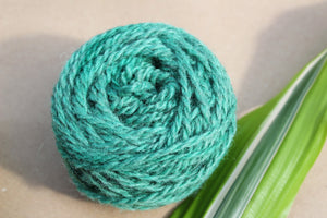 Spring Growth Yarn Colorway - 2ply Hand-dyed Yarn