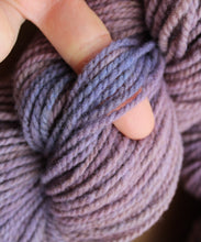 Load image into Gallery viewer, Hand-dyed Moorit Merino Yarn - DK Weight - Light Purple