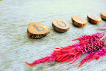 Load image into Gallery viewer, Wooden LOVE Magnet Set