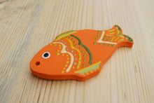 Load image into Gallery viewer, Decorative Ceramic Fish Ornament