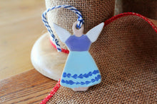 Load image into Gallery viewer, Ceramic Angel Ornament