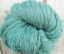 Load image into Gallery viewer, Hand-dyed Sport Weight Yarn - Aquamarine