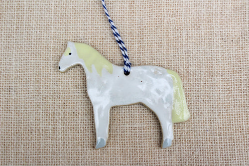 Arabian Horse Ornament (1)