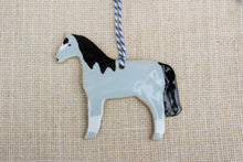 Load image into Gallery viewer, Thoroughbred Horse Ornament (1)