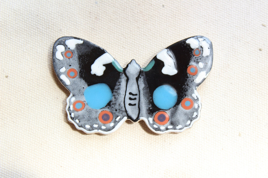 Butterfly Magnet - Blue Spotted Butterfly Magnet