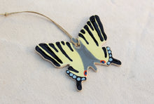Load image into Gallery viewer, Swallowtail Ornament - Butterfly Ornament