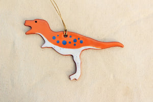 Dinosaur Ornament - T-Rex Ornament