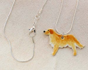 Custom Dog Necklace - Personalized Pet Jewelry - Custom Made Animal Jewelry - Custom Dog Gifts - Personalized Dog Necklace - Pet Memorial