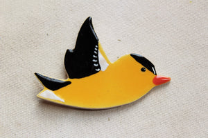 Goldfinch Bird Magnet - Bird Magnet