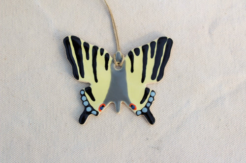 Swallowtail Ornament - Butterfly Ornament