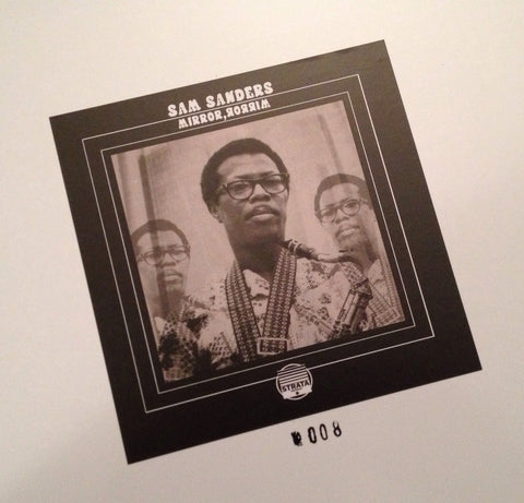 Sam Sanders - Mirror, Mirror (10 Limited Edition Test Pressing 180-Gram Vinyl @ 45RPM 2xLP)