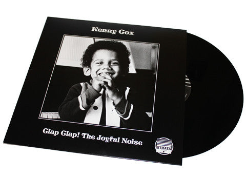 Kenny Cox - Clap Clap! The Joyful Noise (Second Pressing 2xLP)
