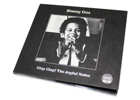 Kenny Cox - Clap Clap! The Joyful Noise (CD)