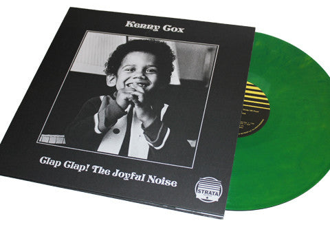 Kenny Cox - Clap Clap! The Joyful Noise 2XLP @45 RPM  ( 200 Limited Edition Color Vinyl Version)