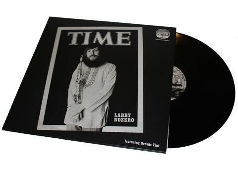 Larry Nozero - Time (180-Gram Vinyl @ 45RPM 2xLP)