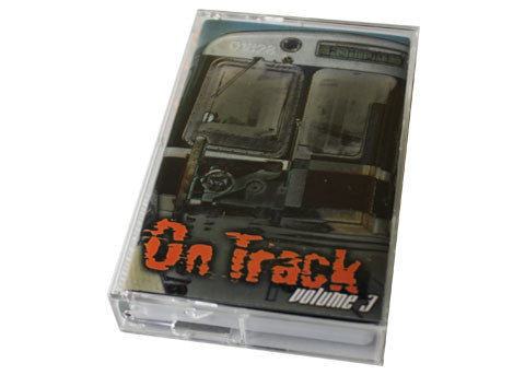 Kon & Amir - On Track Volume 3 (Cassette)
