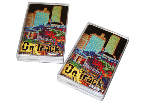 Kon & Amir - On Track Volume 4 (Double Cassette)