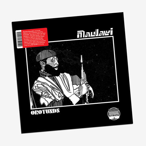 Maulawi Orotunds 180 Gram Black 2XLP Gatefold Album