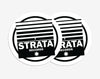 Limited Edition Strata Records Logo Slip Mats $19.99 Per Pair