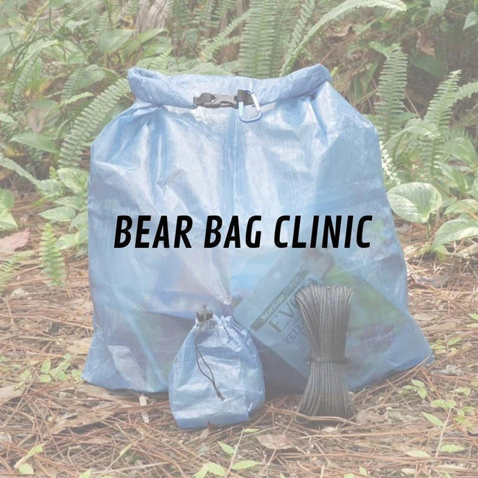 Bear Bag Clinic