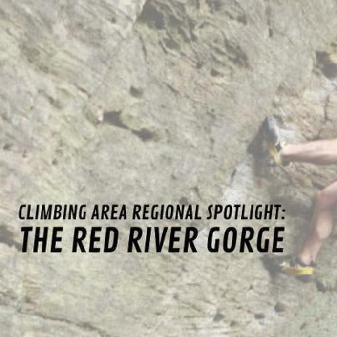 Climbing Area Regional Spotlight: The Red River Gorge
